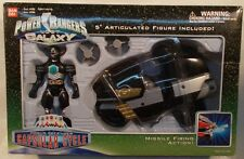 Power Rangers Lost Galaxy - Magna Defender Ranger Capsular Cycle By Bandai MISB