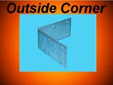Floating Boat Dock Hardware Bracket Outside Corner 440