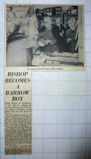 1960 Dr Mervyn Stockwood Becomes Barrow Boy Northcote Rd Battersea
