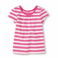 Children's Place Striped Layering Tee shirt kids
