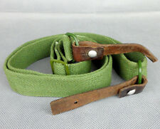 SURPLUS CHINESE ARMY CANVAS SKS AK SLING GUN RIFLE SLING OLIVE