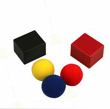Magic Trick Parabox  Magic Toy Boxes and balls game