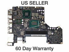 "Apple Macbook Pro 13"" Mid 2012 A1278 Logic Board w/ i7-3520M 2.9Ghz CPU 661-6589"