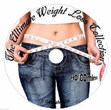 Weight Loss Diet Collection CD Program Fast Ultimate Low Carb Book Plan Tea Easy