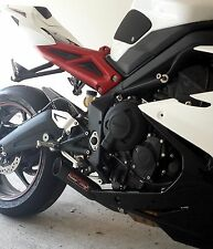 Coffman Shorty Exhaust: Triumph  Street Triple 675/R  2013-15
