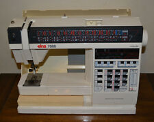 """Elna 7000 """"Computer"""" Sewing Machine - Partially Tested & Works"""
