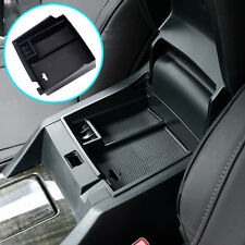 FIT FOR 2013-2017 HONDA ACCORD ARM REST STORAGE BOX GLOVE CENTER CONSOLE TRAY