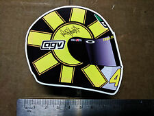 Valentino Rossi Decal Sticker Moto GP laptop helmet bike car scooter 46 agv LID2