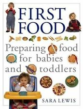 Acceptable, First Food, Sara Lewis, Book