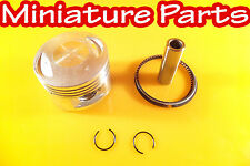 PIT BIKE 125CC PISTON KIT PITBIKE LIFAN 125 PISTON AND RINGS 54mm 14mm PIN HOLE