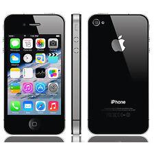 APPLE IPHONE 4S 8GB NERO GRADO AB USATO RICONDIZIONATO RIGENERATO BLACK