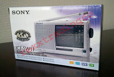 ***NEW*** SONY ICF-SW11 12 World Band AM FM SW Shortwave Radio