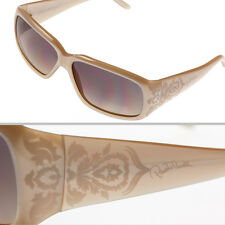 $400 ROBERTO CAVALLI Ladies CARVED SUNGLASSES