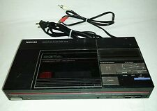 Toshiba XR-J9 Compact Disc Player, Vintage, 1986 Made in Japan