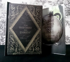 Die Kunst der Finsternis - Das Geheimnis des Vampirs A5-Digi CD