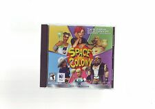 Apple MAC game-space colony-les sims in space sc-fi type game-rapide post