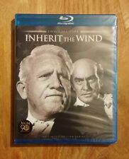Inherit the Wind (1960) New Blu-ray Spencer Tracy, Fredric March, TWILIGHT TIME
