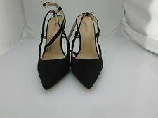 """Women's """"Isabelle"""" Closed Toe High Heels in Black Size 7.5"""