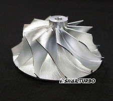 Snail Turbo 11 Blades Billet Compressor Wheel for Garrett GT3076R / HKS GT3037