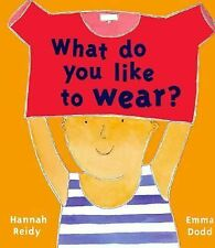 In Between Books - What Do You Like To Wear (1999) - Used - Trade Cloth (Ha