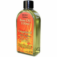 Grapeseed Base Oil Aromatherapy Massage Carrier Oil 100ml