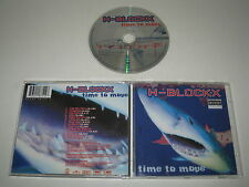 H-BLOCKX/TIME TO MOVE(BMG 74321 18751 2) CD ALBUM