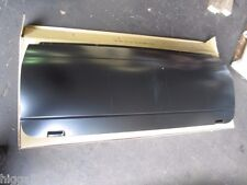COMMODORE UTE VY REAR TAILGATE TAIL GATE BLACK NEW VU VY VZ COMMODORE