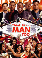 Think Like a Man Too (DVD, 2014, Includes Digital Copy; UltraViolet) NEW