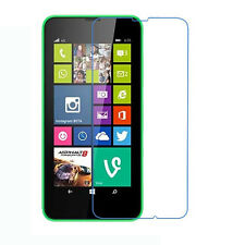 5x CLEAR LCD Screen Protector Guard Film Shield for Nokia Lumia 630 635 Favored