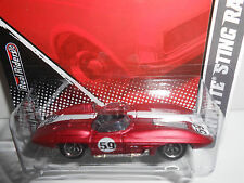 Hot Wheels 2011 Garage Series Corvette Sting Ray w/RRs