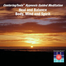 HEAL AND BALANCE BODY, MIND AND SPIRIT: 21 Minute Guided Meditation Audio