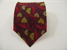 BILL BLASS SILK TIE SETA CRAVATTA MADE IN ITALY  A3362