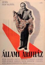 ÁLLAMI ÁRUHÁZ  (The State Department Store) (1953)  * switchable English subs *