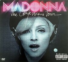 Madonna ‎DVD+CD The Confessions Tour - Digipak - Europe (EX/EX+)