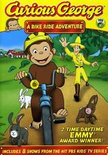 Curious George: A Bike Ride Adventure (2011, REGION 1 DVD New)