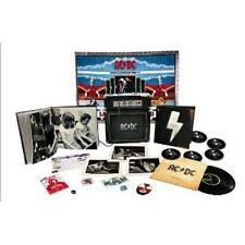 AC/DC Backtracks Collectors Box Set limited edition/New