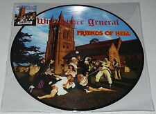 Witchfinder General Friends Of Hell Picture Disc LP RSD 17 Vinyl NEW-OFFICIAL