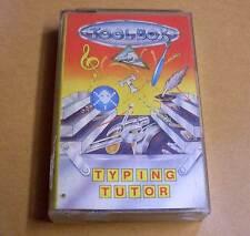 Commodore 64 / C64 / CBM64 - Tool Box - Typing Tutor - Kassette - Datasette