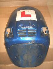 Piaggio Zip 50 2 Stroke Main Front Fairing Panel Carénage Verkleidung Carenado