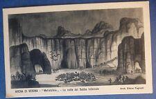 SCENOGRAFIA MEFISTOFELE - ARENA VERONA - 1931