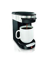 NEW! HAMILTON BEACH PERSONAL 1 ONE CUP POD BREWER COFFEE MAKER