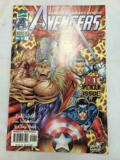 Avengers #1 Comic Book Marvel 1996