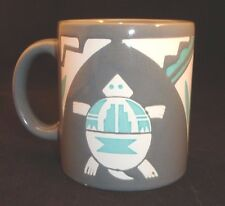 Waechtersbach Turtle Coffee Mug Cup Southwestern Design Spain
