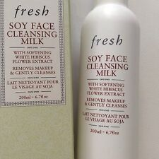 Fresh Soy Face Cleanser Cleansing Milk Full Size 200ml BNIB Exp2019 Just Launch