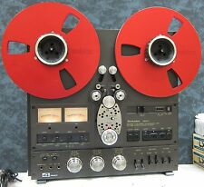 TECHNICS RS-1506 4-Track Reel-to-Reel Tape Recorder