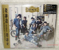 Kis-My-Ft2 Kis-My-1st Taiwan Ltd CD+DVD