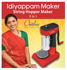 Oritha Hand Operated String Hopper Churros Tulumba Halka Tadli  Murukku Maker