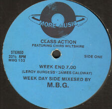 CLASS ACTION - Weekend - Feat Chirs Wiltshire - Más Broad mix Music