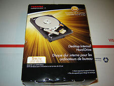 TOSHIBA PH3500U-1I72 Desktop Internal Hard Drive HDETR10GEA51 5TB 7200 RPM HDD