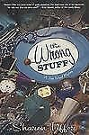 Jane Wheel Mystery-The Wrong Stuff #3 by Sharon Fiffer (2003, Hardcover Book)